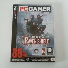 Tom Clancy's Rainbow Six 3 Raven Shield Complete (Athena Sword + Iron Wrath) PC