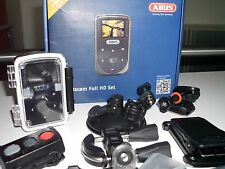 VIDEOCAMERA SPORTSCAM FULL HD SET  ABUS , KIT COMPLETO