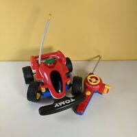 Vintage Tomy Big Fun Little R/C Buggy 1990 - Suitable for parts or Repair