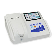 Touch Screen BC300 Semi-automatic Blood Biochemistry Analyzer USB+Printer