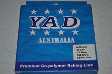 YAD 15lb Mono Fishing Line 500m
