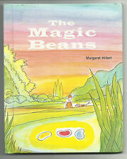 The Magic Beans by Margaret Hillert (1966, Hardback) Vintage VG