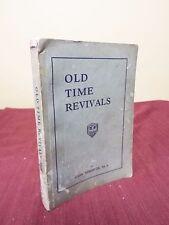1932 Old Time Revivals - John Shearer