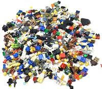 LEGO OVER ONE POUND OF MINIFIGURES BODY PIECES EXTRAS SPACE STAR WARS 1.1 LB