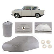Ford Anglia 4 Layer Car Cover Fitted In Out door Water Proof Rain Snow Sun Dust