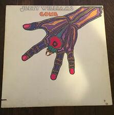 Jerry Williams--Gone Vinyl LP--Original copy Warner Bros Records--Good+