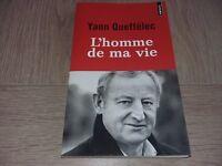 L'HOMME DE MA VIE / YANN QUEFFELEC