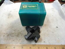 """NEW WALTER 2.50"""" DIA CARBIDE INSERT MILL CUTTER 6410-0024 F MADE IN ITALY"""