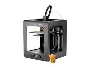 Monoprice Maker Ultimate 3D Printer - MK11 DirectDrive Extruder / 24V Power...