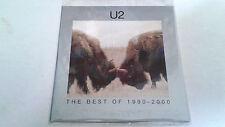 "U2 ""THE BEST OF 1990 - 2000"" DVD SINGLE 4 TRACKS CARD SLEEVE"