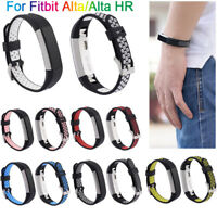 New Replacement Wristband Smart Band Silicone Wrist Strap For Fitbit Alta HR