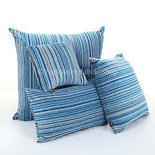 Art Striped Contemporary Decorative Cushions