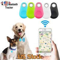Mini Pet Dog Cat GPS Locator Tracker Tracking Anti-Lost Device Waterproof US New