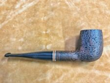Calabresi Metamorphosi Italian Briar Wood 9mm Filtered Sandblasted Smoking Pipe