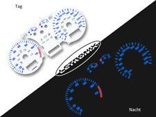 LETRONIX Plasma Tacho Tachoscheiben EL-Dash VW Golf 4 Bora  0-260Km/H