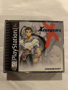 Xenogears (Sony PlayStation 1, 1998) Complete