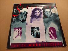 "SEDUCTION "" TWO TO MAKE IT RIGHT "" 7"" HOUSE SINGLE EX/EX USAS 679 (1989)"