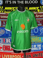 5/5 Ireland (Eire) L 2002 MINT football shirt jersey trikot soccer