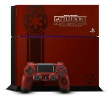 Placas frontales y etiquetas de vinilo de Sony PlayStation 4 para consolas y videojuegos Consola