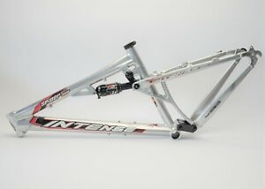 """INTENSE SPIDER XVP RACING USA FULL SUSPENSION AIR 26"""" WHEEL DH BICYCLE FRAME"""