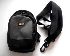 Case Logic Compact Camera Case w/ extra pocket, belt loop shoudler strap