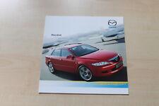 95056) Mazda 6 Dynamic Prospekt 03/2004