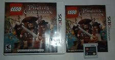 LEGO Pirates of the Caribbean: The Video Game (Nintendo 3DS, 2011) COMPLETE