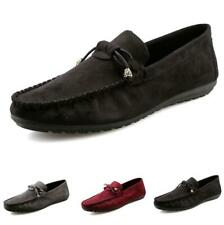 Mens Pump Slip on Loafers Shoes Driving Moccasins Flats Breathable Soft Casual D