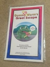 Gummy Worm's Great Escape Teacher Children's Large Story Cards/Posters