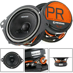 "Memphis Audio 2.75"" Full Range Dash Speakers 30 Watts Max Power Reference PRX27"