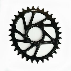 Shimano Oval Chainring Direct Mount UK made hyperglide chain ring UNITE CO