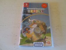 Katamari Damacy ReRoll (Nintendo Switch) English. 1st Print Version. Brand New.