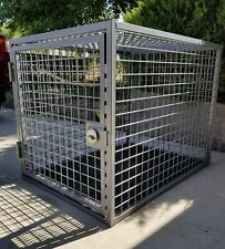 Escape Proof Steel Economy Dog Crate for Anxious or Escape Artist Dogs