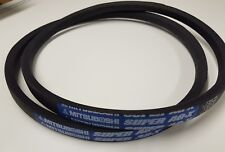 2 Genuine Mitsuboshi  Super AG-X PTO Belts ISEKI SXG15 Replaces 1782-334-025-00