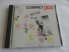 Patti Page - Compact Jazz