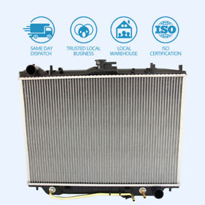 RADIATOR For Holden Rodeo TF 97-03 Frontera MX 3.2 GREAT WALL X240 2.4