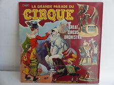 GREAT CIRCUS ORCHESTRA La grande parade du cirque 590432