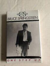 BRUCE SPRINGSTEEN  One Step Up / Roulette  cassette single Still Sealed