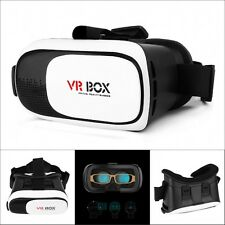 2nd VR BOX 2.0 3D Virtual Reality Glasses Helmet Headset for iPhone Samsung