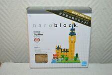 Kawada Nanoblock NBH 029 Big Ben