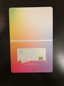 APPLE CREDIT CARD Metal -Titanium BRAND NEW - An iPhone Apple Collectors Item