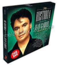 Juan Gabriel Mi Historia Musical 2CD + DVD Mexican Mexico Edition NEW & ORIGINAL
