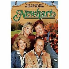 Newhart: The Complete Second Season (DVD, 2014, 3-Disc Set)