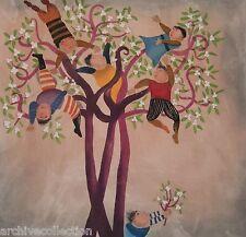 """Graciela Rodo Boulanger """"Spring"""" Etching Artwork (Four Seasons Suite)"""