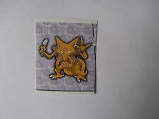 Autocollant Stickers POKEMON Collection MERLIN N° 218 KADABRA !!!