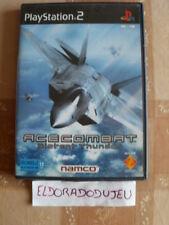 ELDORADODUJEU >>> ACE COMBAT DISTANT THUNDER Pour PLAYSTATION 2 PS2 Français