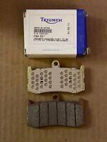 Triumph Genuine, Pad Set, P/N T2021221