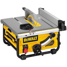 """DeWalt DW745-XE 1850W 254mm (10"""") Heavy Duty Lightweight Table Saw"""
