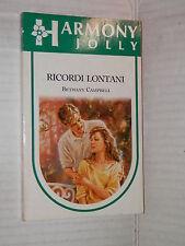 RICORDI LONTANI Bethany Campbell Harlequin Mondadori 1992 harmony jolly 719 di
