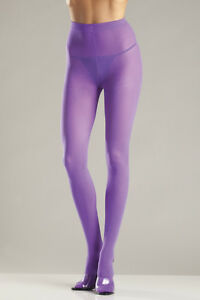 sexy BE WICKED opaque NYLONS tights PANTYHOSE stockings HOSIERY spandex LYCRA